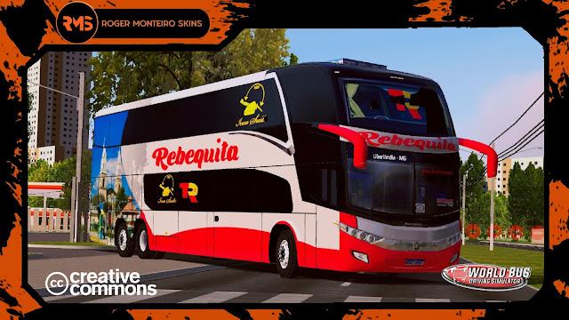 MARCOPOLO G7 1800 DD 6X2 - REBEQUITA