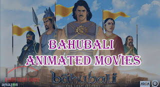 Bahubali Animated Movies