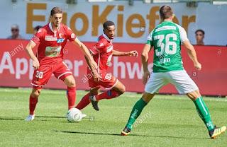 عبدالاوي في التشكيلة المثالية للجولة الثالثة للدوري السويسري