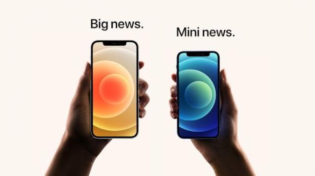 Harga dan Spesifikasi iPhone 13 & iPhone 13 Mini Resmi Dirilis