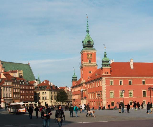 Stare Miasto, Warszawa, Zamek Królewski