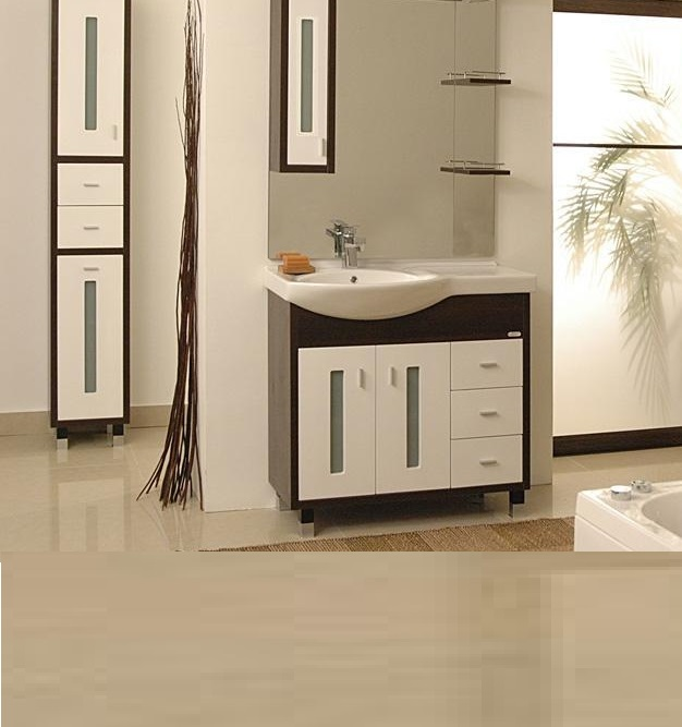 Modern Bathroom Sink Cabinet Design Ideas Vanity Storage