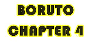 Boruto Chapter 4, Kecurangan Boruto di Ujian Chunin !!!