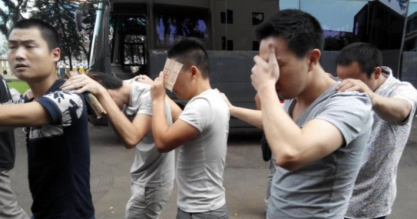 Polisi Kembali Tangkap TKA Ilegal Asal Cina