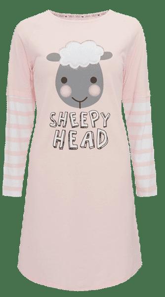 Primark ropa: camisón en rosa