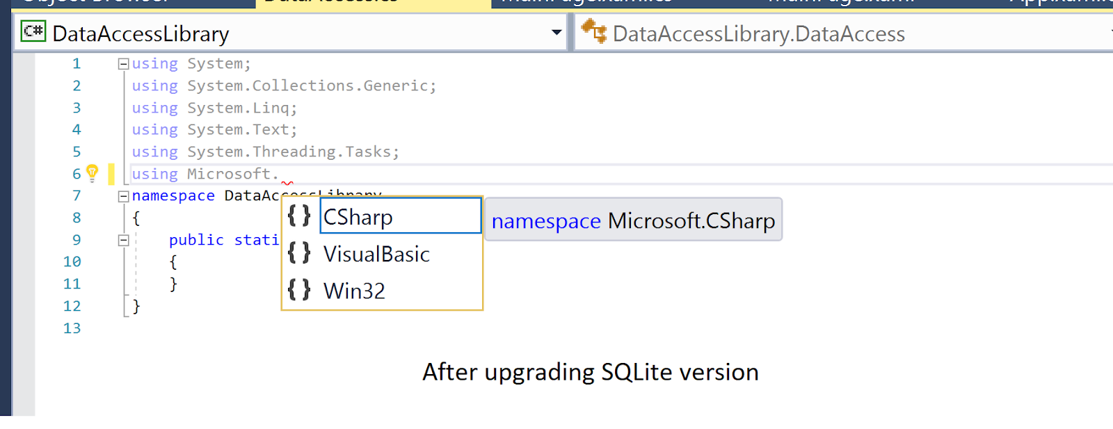 On Connecting to SQLite from a UWP app - Part 1 | XML Magazine