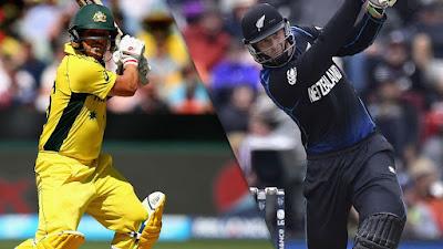 ICC WORLD CUP 2019 AUS vs NZ 37th Match Cricket Tips