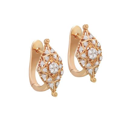 Tampil Cantik dan Berbeda Dengan Giwang Berlian