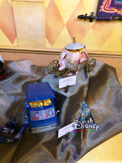香港迪士尼樂園重開 Cinderella Onward Popcorn Bucket Hong-Kong Disneyland reopening