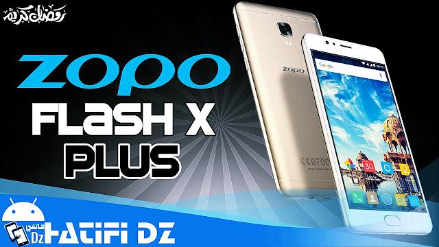 مواصفات Zopo Flash X Plus