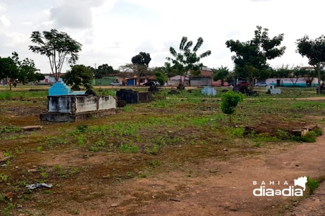 Desativação do cemitério velho representa um marco para Itabela