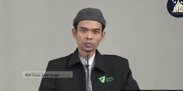 Pesan Saya Atas Rencana Kedatangan UAS ke Cirebon