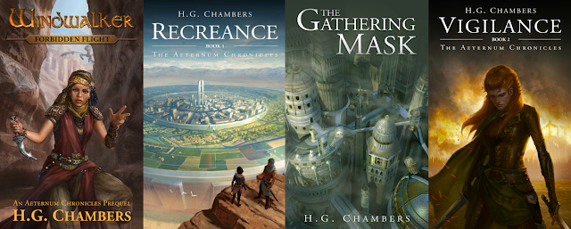 THE AETERNUM CHRONICLES by H.G. Chambers