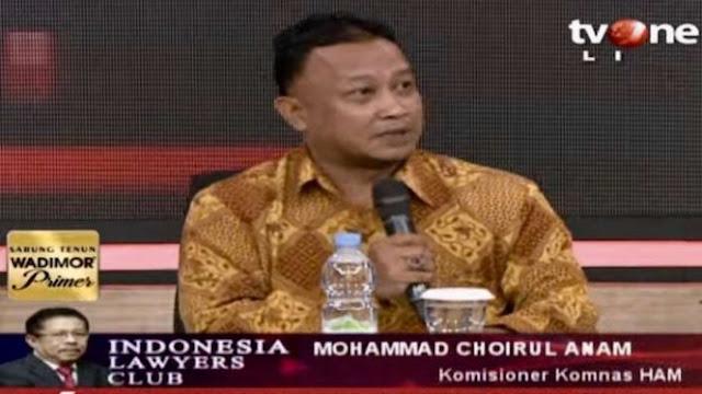 Komnas HAM Ungkap Potensi Pelanggaran HAM Berat di Era Jokowi