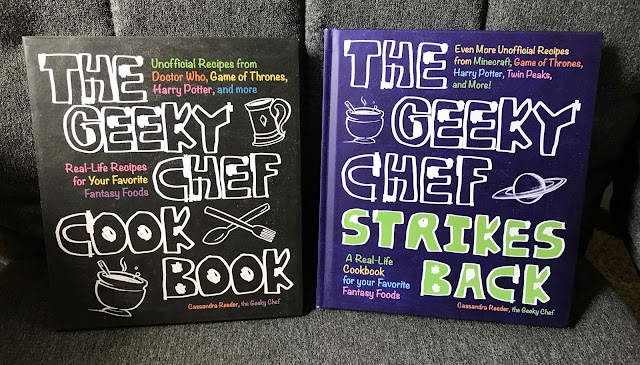 Get the cookbooks the geeky chef both volumes feature over 50 recipes from books movies television and video games from game of thrones to star trek doctor who to the legend of zelda forumfinder Gallery