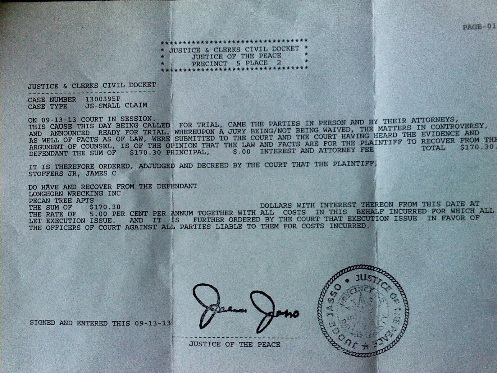 Texas Towing Compliance Blog: October 2013