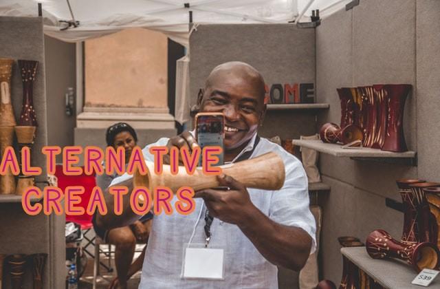 alternative creators