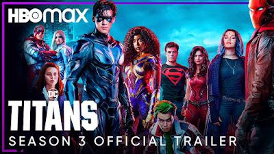 Titans Season 3 Official Trailer