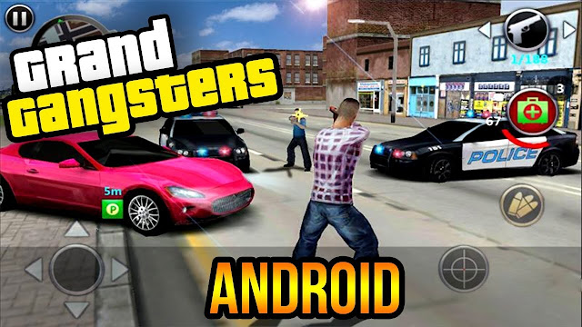 Grand Gangsters 3D APK MOD Android Game Download