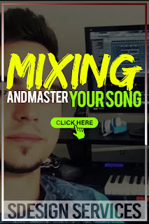 Professional mixing and mastering for song - audio production, sound engineering, mixing & mastering