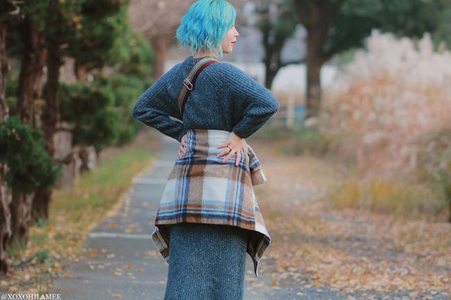 Japanese Fashion Blogger,MizuhoK,20201212OOTD