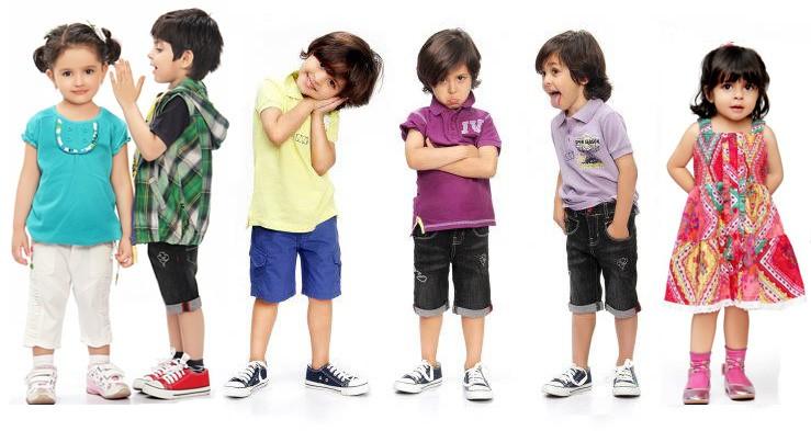 Kids Wear Wholesale India: Export Surplus Garments Wholesale