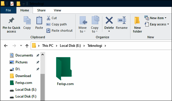 Cara Mengganti Warna Folder di Windows 7, 8, 10