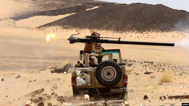 Dua Belas orang Tewas Ledakan dekat sebuah pom bensin di Yaman