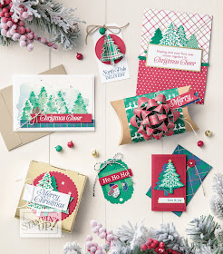 Perfectly Plaid Stampin Up