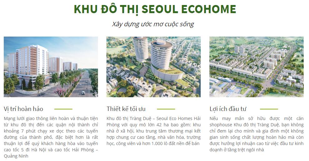 Khu đô thị Seoul Ecohome