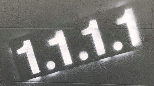 DNS 1.1.1.1 da Cloudflare