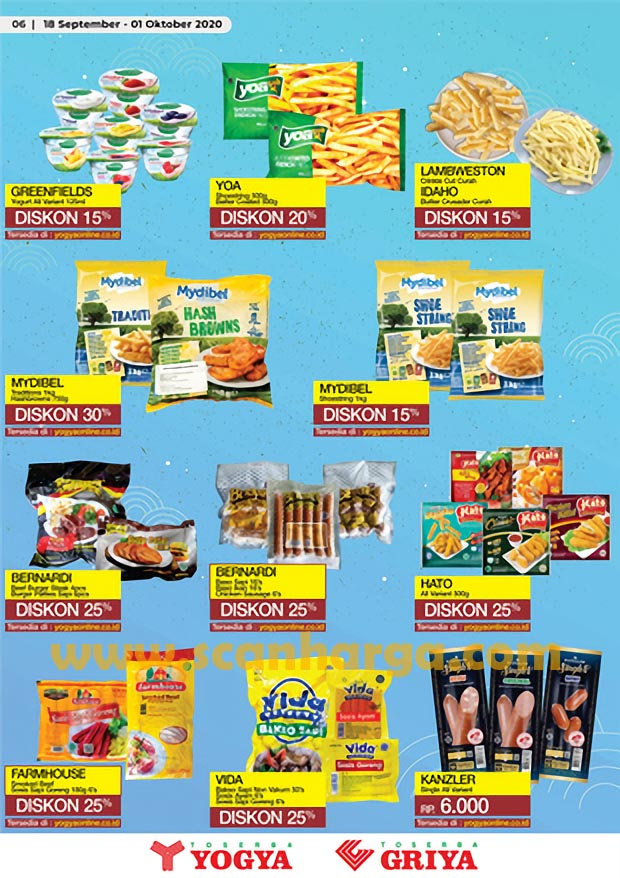 Katalog Promo Toserba Yogya 18 September - 1 Oktober 2020 6