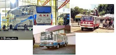 Harga Tiket, Nomor Telepon Agen Bus ANS