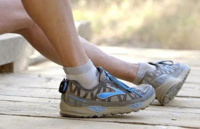Runscribe smart wearable for runners