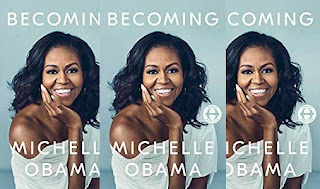 Book: Michelle Obama's Memoir - The Formal US First Lady