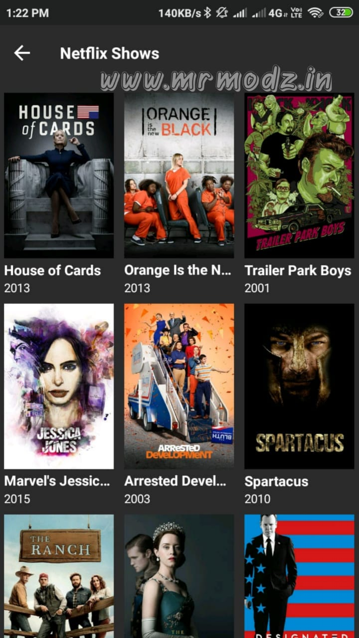 Netflix Mod Apk Download [Premium 100% Working Latest