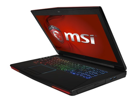 MSI Notebook GT72 2QE Dominator Pro