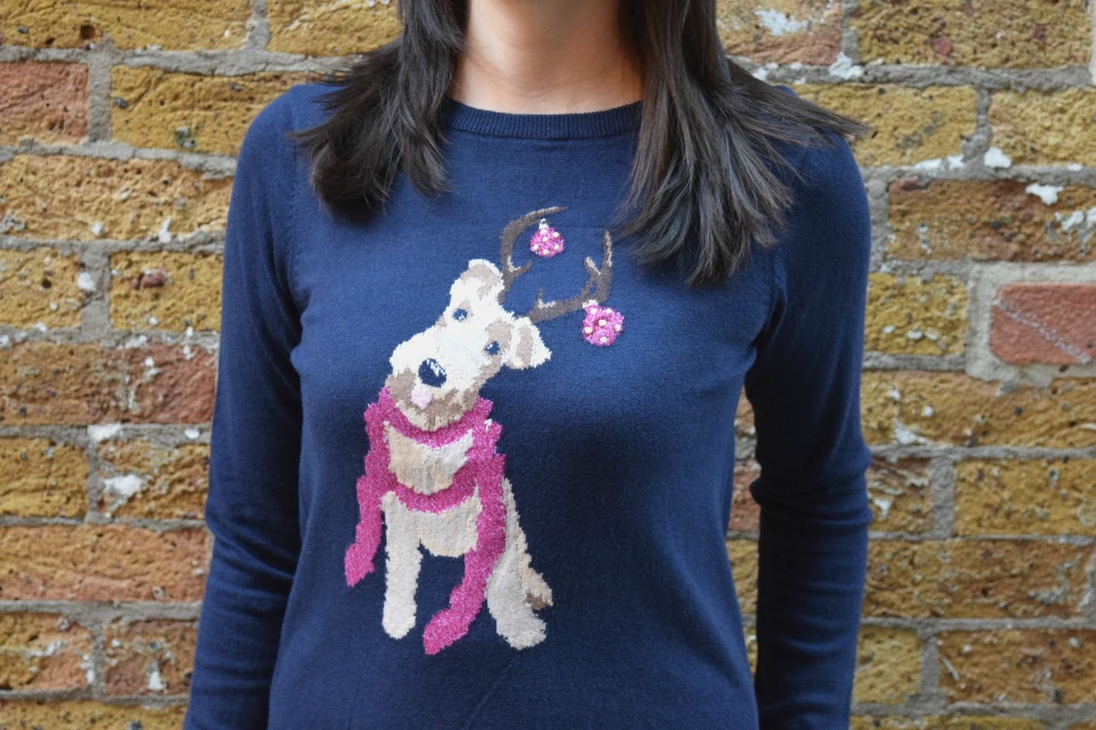 funny christmas jumper