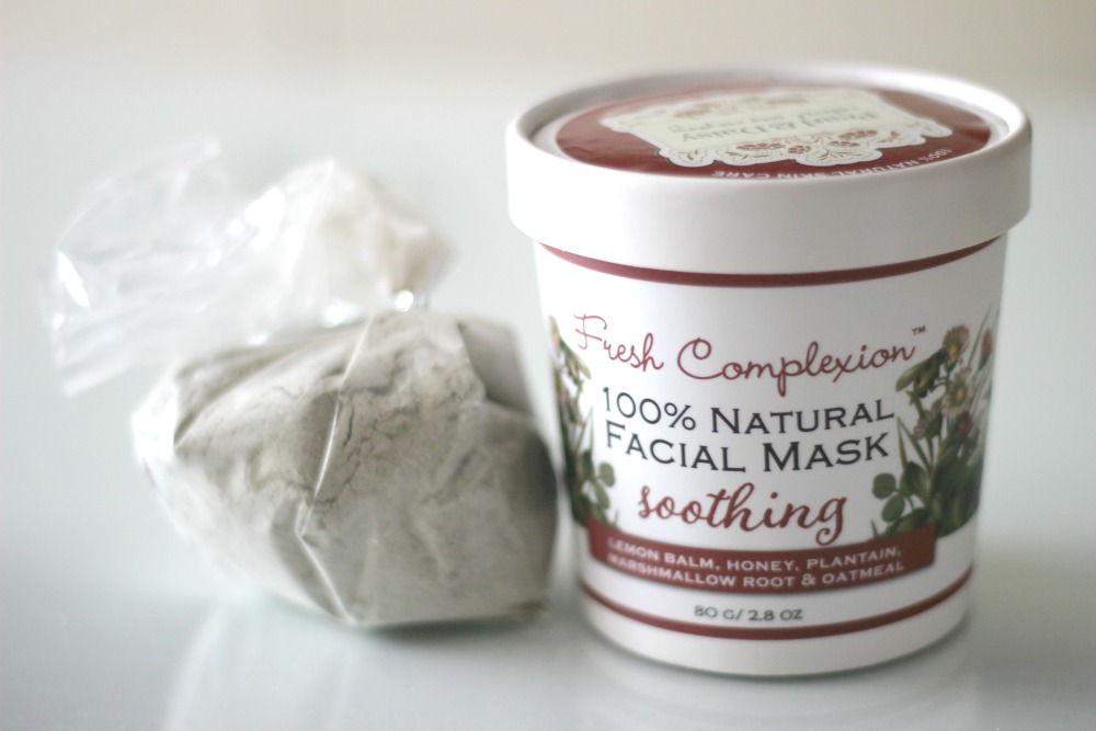 Pearl & Daisy Natural Soap Company Soothing Facial Mask