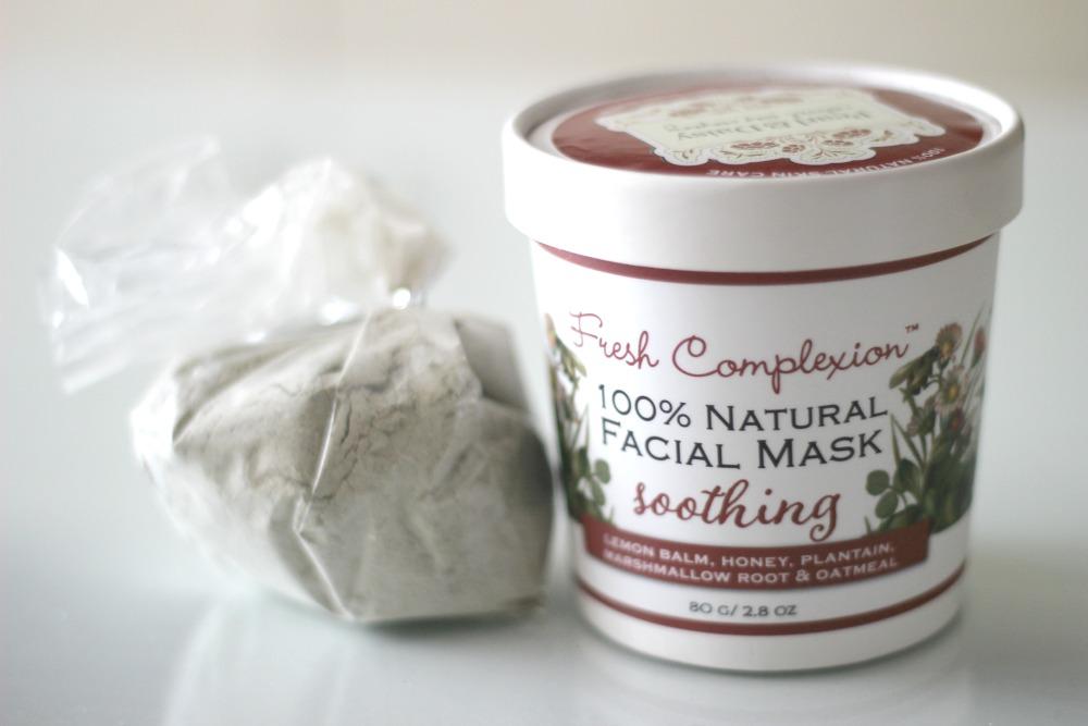 Pearl & Daisy Natural Soap Company Soothing Facial Mask