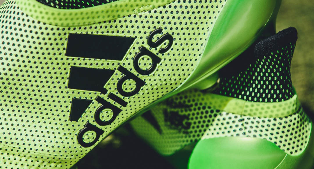 573640b2689 Adidas today released a stunning Solar Yellow paint job for the Adidas X  Purespeed soccer cleat model. The Solar Yellow Adidas X 17+ Purespeed are  part of ...