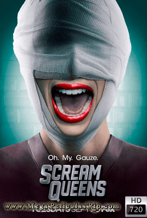Scream Queens Temporada 2 [720p] [Latino-Ingles] [MEGA]