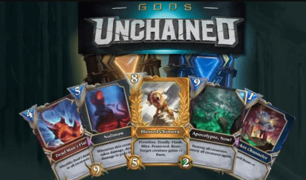 Game NFT Gods Unchained