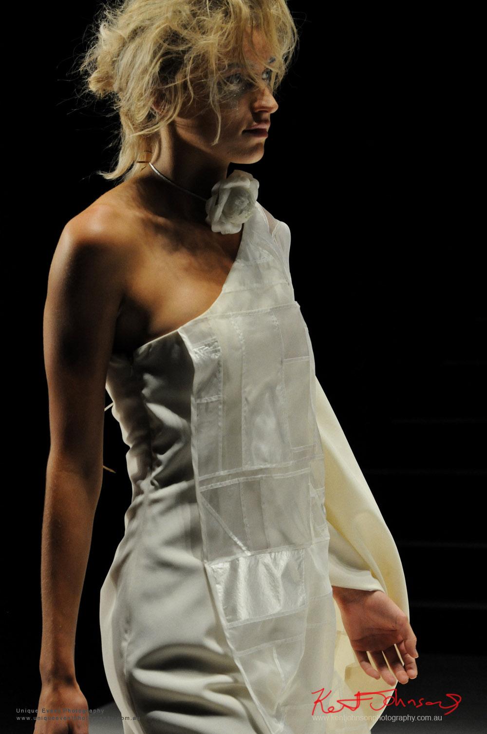 Iva Pfeiffer womens fashion - Designers from Raffles International Showcase 2016 - MBFWA  Photographed by Kent Johnson.