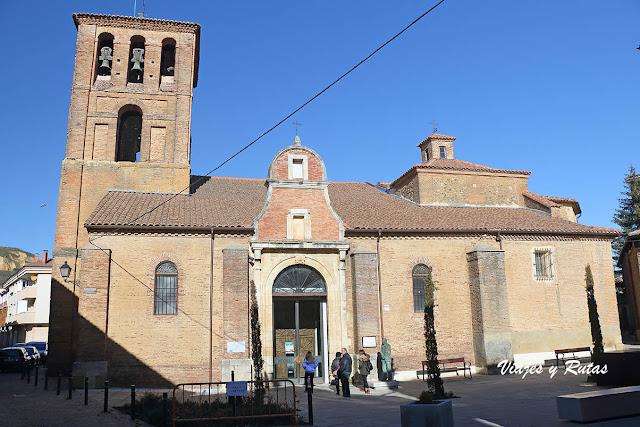 iglesia de San Pedro, Saldaña