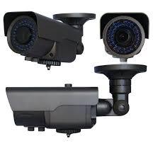 Night Vision Outdoor Bullet Camera In Meerut 30 Mtr