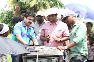 dileep during the shoot