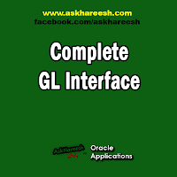 Complete GL Interface, www.askhareesh.com