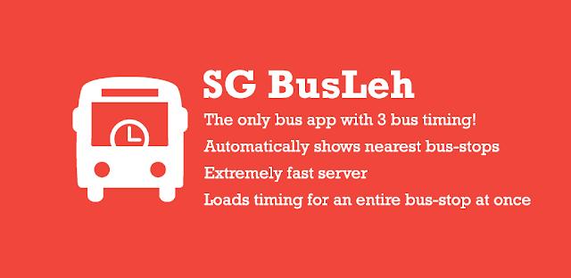 Sg BusLeh App