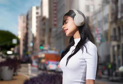 WH-1000XM4 los nuevos audífonos de Sony